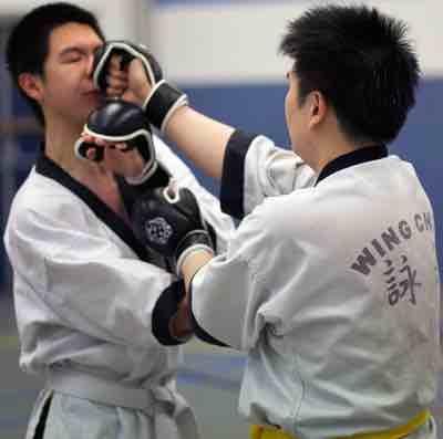 Vechtsport Oosterhout