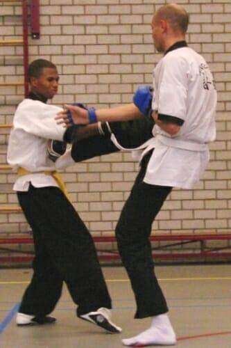 Wing Chun traps op het moment dat je het niet verwacht